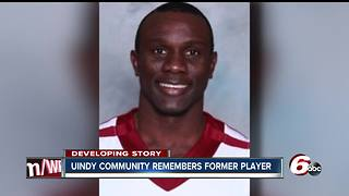 Former UIndy basketball standoff killed in freak accident on I-65 - Video