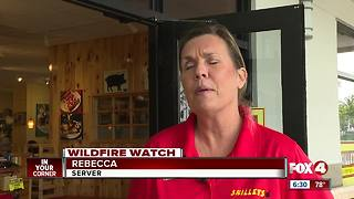 Businesses feeling the heat - Video