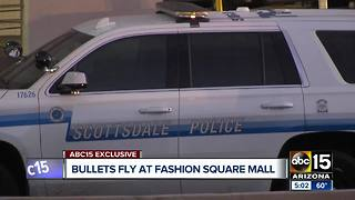 Witness describes officer-involved shooting at Scottsdale mall - Video