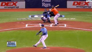 Blake Snell, Tampa Bay Rays beat Houston Astros 3-2 to wrap impressive homestand - Video