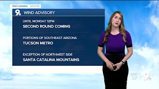 Windy, cooler days ahead