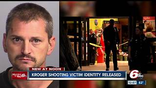 Indianapolis Kroger homicide victim identified - Video