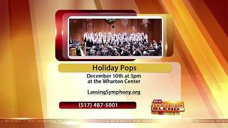 Lansing Symphony Orchestra - 11/29/17 - Video