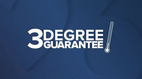 Our New 3 Degree Guarantee Partner