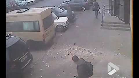 He Was Out To Throw The Garbage, Never Expecting To Face Death