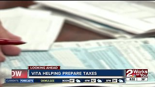 Volunteer Income Tax Assistance Program offered to local residents