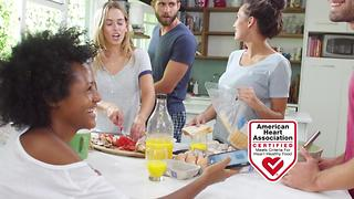 American Heart Association's Heart Check Mark (15s) - Video