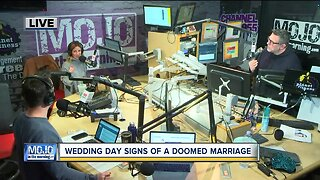 Mojo in the Morning: Wedding day signs of a doomed marriage
