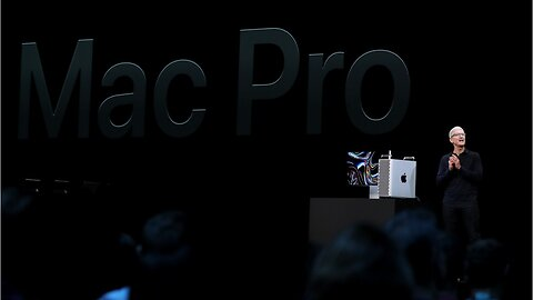 Tim Cook says Apple still wants to make the Mac Pro in the US