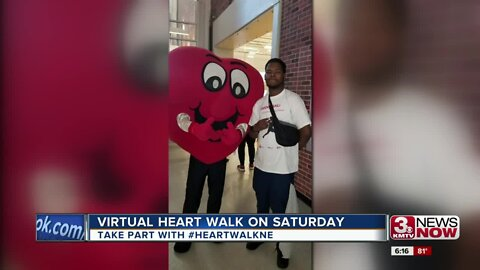 Virtual Heart Walk to be held on May 30
