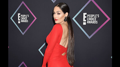 Nikki Bella: I found breastfeeding so tough