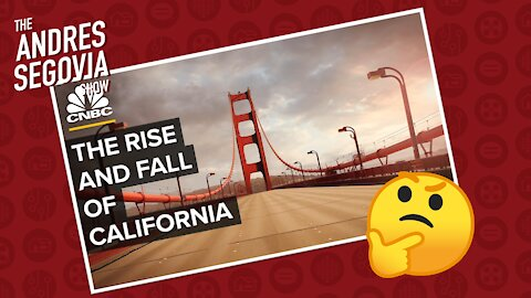 Local Broker REACTS To CNBC's What's Driving California's MASS EXODUS