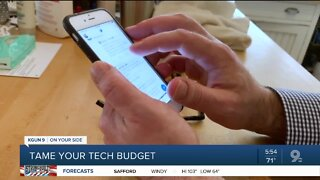 Consumer Reports: Tame Your Tech Budget