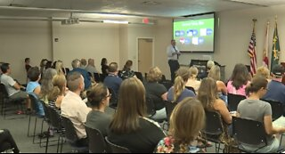 Martin County Sheriff's Office hosts forum on '15 apps parents should know about'