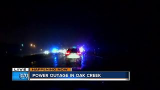 Thousands of We Energies customers without power in Milwaukee County Monday morning - Video