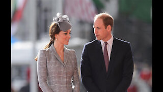 Prince William and Duchess Catherine launch YouTube channel!
