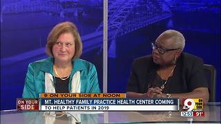 Mt. Healthy Family Practice Health Center coming - Video