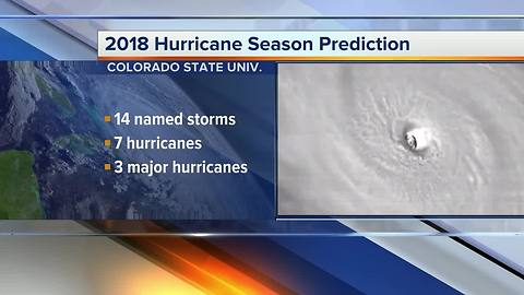 US government set to release hurricane season outlook