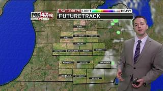 Dustin's Forecast 9-29 - Video