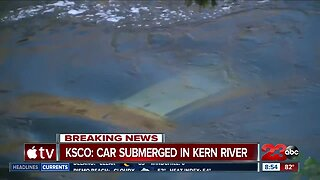 KCSO found a driver in a SUV in the Kern River Canyon Sunday