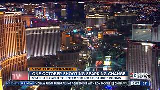 Boyd Gaming changes Do Not Disturb police - Video