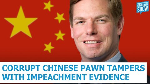 Corrupt Chinese Pawn Tampers With Impeachment Evidence