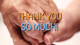 Thank You Greeting Card 1 - Video