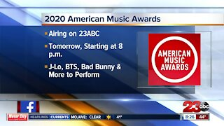 American Music Awards set to air on 23ABC News