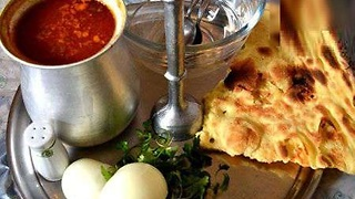 Abgoosht - Persian Lamb Soup with Chickpeas & White Beans - Video