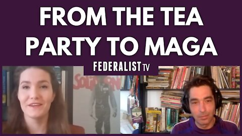 How The Tea Party Became The MAGA Movement