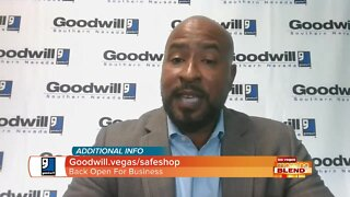 Goodwill Is Back Open For Business