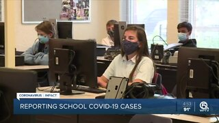 Florida health officials to report coronavirus cases in schools