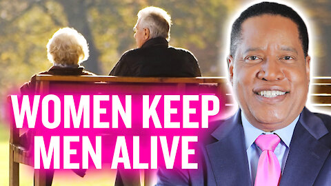 Why Some Men Survived COVID-19 (by Their Wives) | Larry Elder