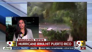 Hurricane Irma could devastate an already-struggling Puerto Rico - Video