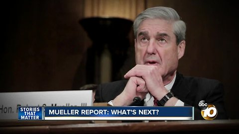 Mueller Report: What's Next?