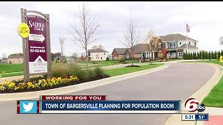 Bargersville planning for population growth - Video