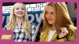 Dove Cameron Gives Us 'Clueless' Vibes in 90s Plaid | HS Trending Topics - Video