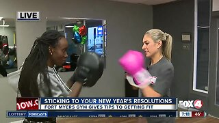 New Fort Myers gym helps people keep their fitness resolutions