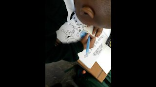 SOUTH AFRICA - Johannesburg - Back To School - Video (Qvt)