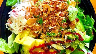Food Trend: 4 Steps to Order the Perfect Poke Bowl - Video