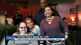 Three Waukesha women remembered after deadly crash