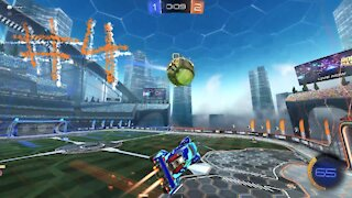 Rocket League gaming highlights and funny moments