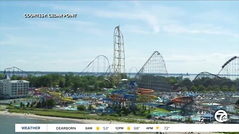 Cedar Point reopens Friday with new guidelines