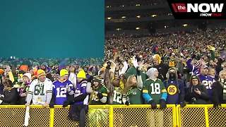 Attendance down for Green Bay Packers with Aaron Rodgers injured - Video