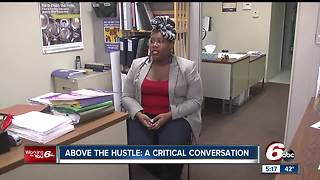 Above the Hustle: Stopping Drug Use Among Teens