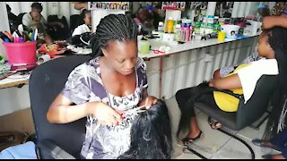 SOUTH AFRICA - Cape Town - Businesses affected by load shedding (Video) (Z76)