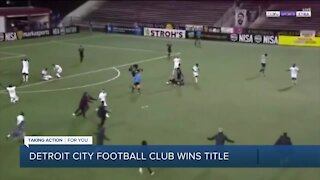 DCFC Wins first professional championship