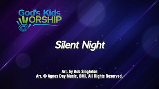 Kids Christmas - Silent Night