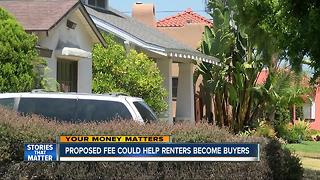 Proposed fee on homeowners could create affordable housing - Video