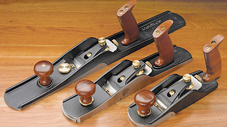 How to prepare your new hand plane blade for use part 1 - Video